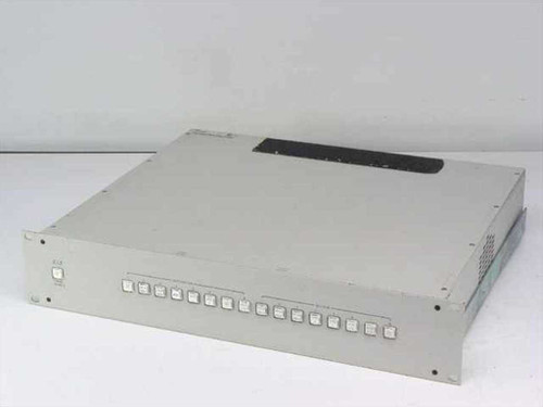 Hedco / Leitch VSM / PSM 8x8&  Audio / Video Switcher Router