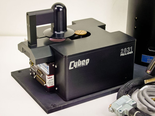 Cybeq 8000  Per4mer Robotic system w/Prealigner cables