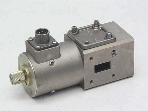 Rotary WG75  Waveguide transfer switch for WG75
