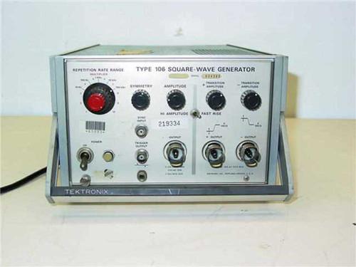 Tektronix Type 106  Square Wave Generator