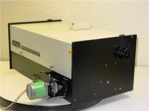 Spex Dual Pass  Spectrometer With Shinano Stepper Motor