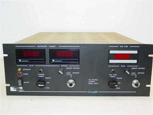 Dynavac 8542  ION Source Controller