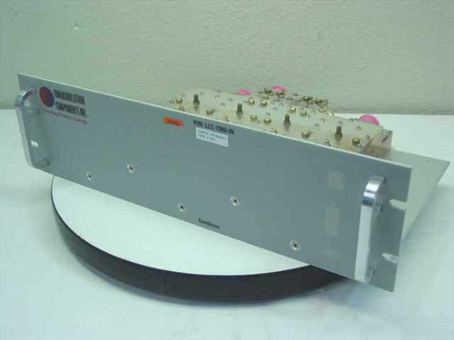 CCI LLC-1900-IN  Narrow Guard Band Tunable Low Loss Combiner