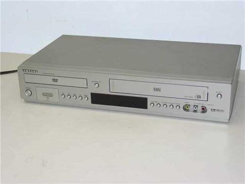 Samsung DVD-V8500  DVD/VHS DUAL DECK with Progressive Scan
