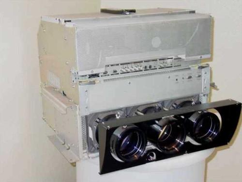 Barco G808S  Retroblock CRT Projector 1600 x 1200 Pixels
