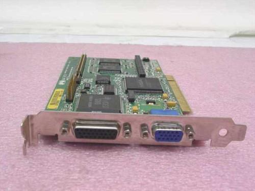 Matrox MGA-MIL/2BN  PCI Video Card