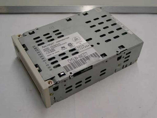 """Archive 2/4 GB 3.5"""" HH SCSI Tape Drive 50 pin (4324NP)"""