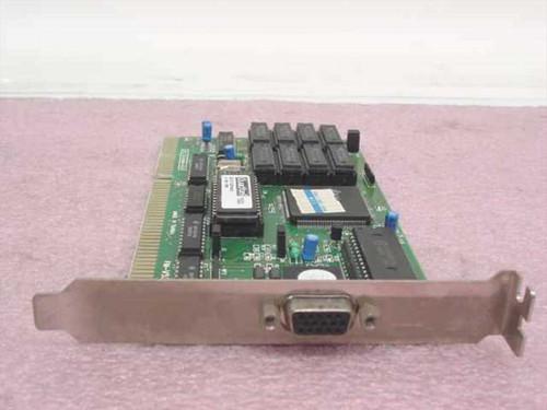 Trident FM-V537  Video Card