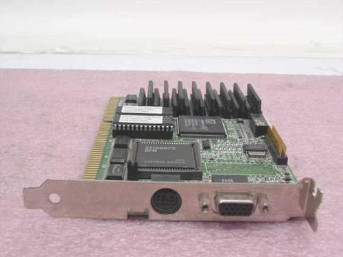 ATI 1090018940  ISA Mach 32 Video Card