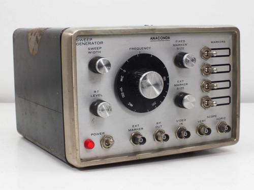 Anaconda Astrodata Texscan Sweep Generator 0-3000 MHz