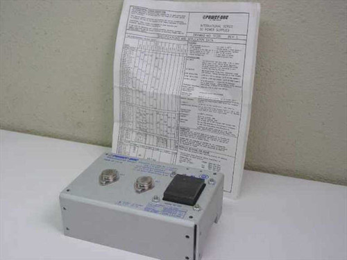 Power -One HBB 15-1.5-A  HBB15-1.5 Amp Power Supply 12 or 15 VDC