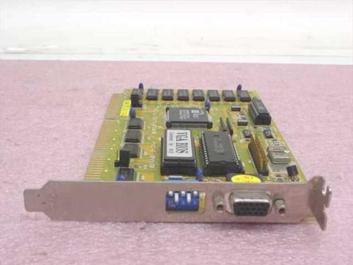 Western Digital 9019-20  ISA Video Card