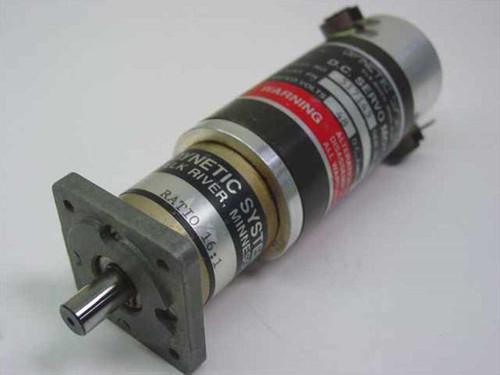 Dynetic Systems 517143  D.C. Gear Motor
