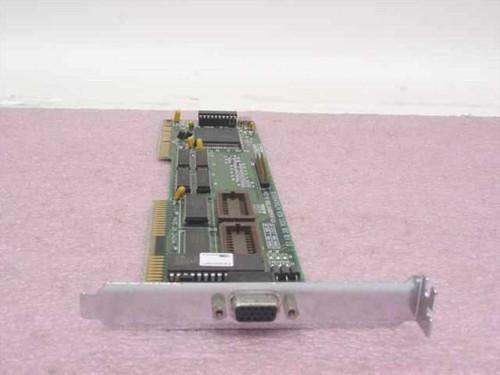 Cirrus Logic CLVGA542XVL  Video Card