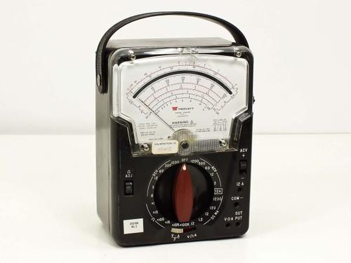 Triplett 630-NS Volt-Ohm Milliammeter (250V fuse) (3102)