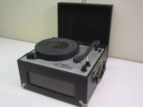 Hamilton 910  2 Sided Needle 4 Speed Record Player