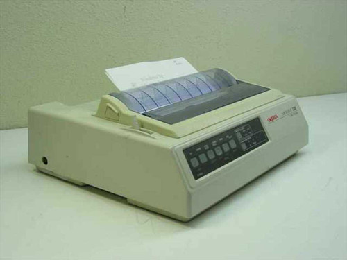 Okidata GE5253P  ML 320 Microline Dot Matrix Printer - Parallel Por