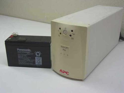 APC BP420X107  420 VA Back-Ups Pro 420