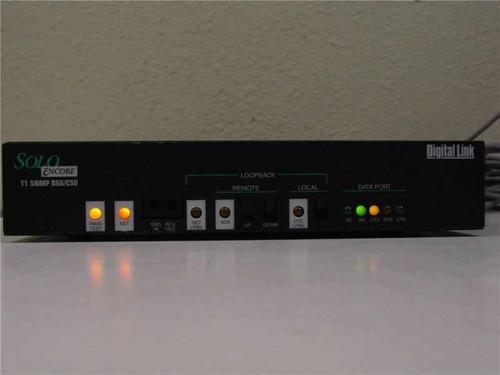 Digital Link DL085 Solo Encore   T1 SNMP DSU/TSU