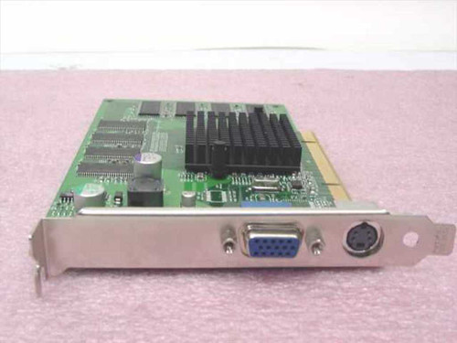 VisionTec 20001880  Xtasy Geforce4 MX420 64MB PCI Video Card - Dell Op