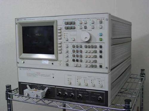 HP 4194A  Impedance Gain-Phase Analyzer w/16047E Measurement Unit