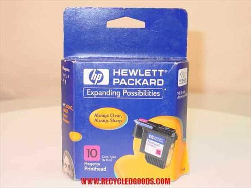 HP Printhead 10 Magenta (C4802A)