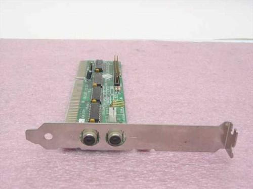DTC 2183E  Hard Disk/Floppy Controller w/composite audio conn