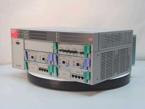 HP Advancestack Switch 2000 w/J3102A J3100A