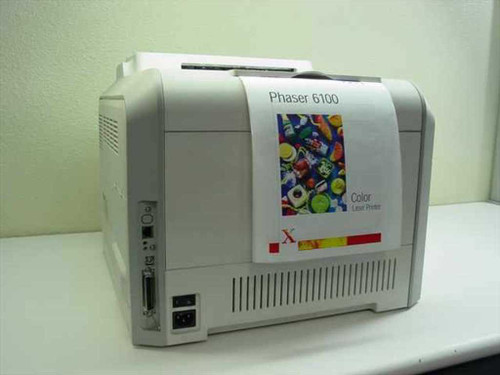 Xerox Phaser 6100  Color Network Laser Printer