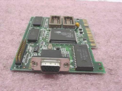 Cirrus Logic 8260B/V2  PCI Video Card