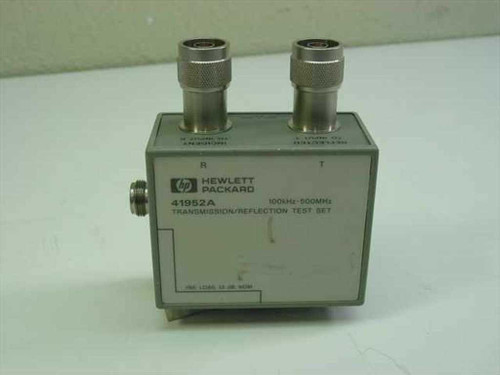 Hewlett Packard 41952A  Transmission/Reflection Tester without Accessories