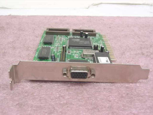 Cirrus Logic CL-GD5440-J-QC-B  PCI Video Card
