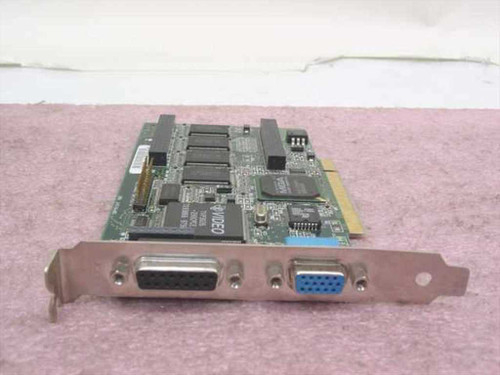 Matrox MIL2P/4BN/20  PCI Video Card