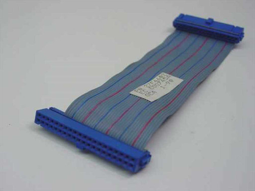 IBM 27F4602  8530 Floppy Drive Data Cable 34 to 40 Pin