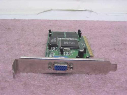 SiS 6326 AGP  PCI Video Card
