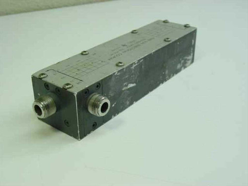 HP 764D  Dual Directional Coupler 215 to 450 MHz