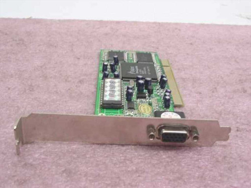 Trident B CEE01  3DImage9750 PCI Video Card