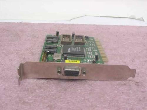 Trident TGUI9440-3  PCI Video Card 6403A
