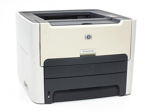 HP Q5927A 1320 Monochrome LaserJet Printer 21ppm 1200dpi USB / Parallel