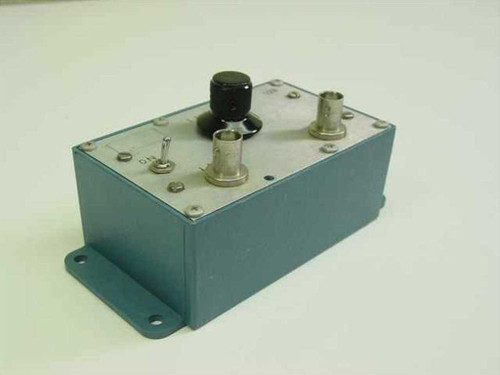 Custom 1.859  Band Pass Filters