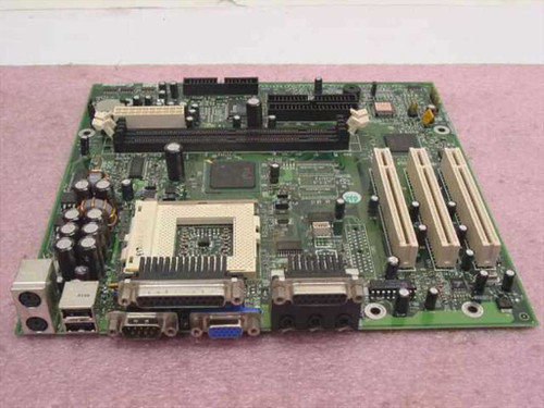 HP PGA370 PIII Computer System Board Pavilion 633 (305215)