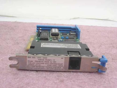 IBM 65X1253  Internal Modem PS24B-2U