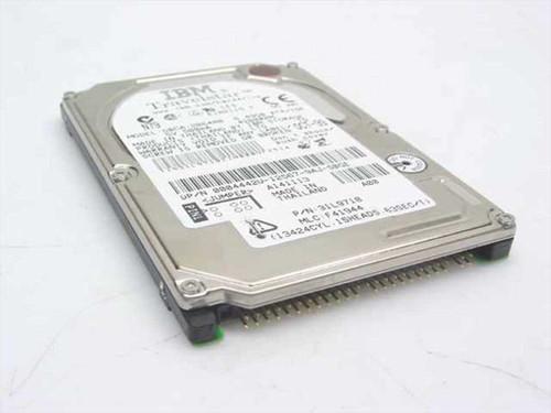 Dell 4442U  6.49GB IBM Travelstar Laptop Hard Drive 31L9718