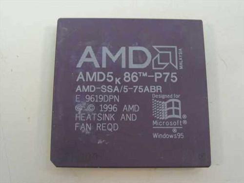 AMD 5K86-P75 (SSA/5-P75ABR)