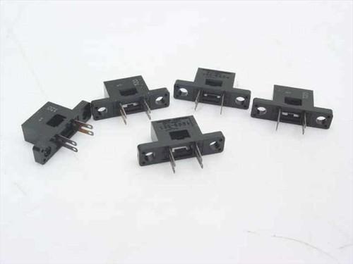 Omron EE-SB5  Optocouplers for Retro-Reflective Targets - 5 item