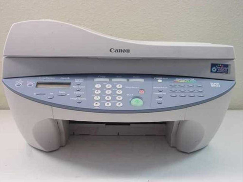 Canon H12219  MultiPASS F50 Printer Copier Fax Scanner - No Tray