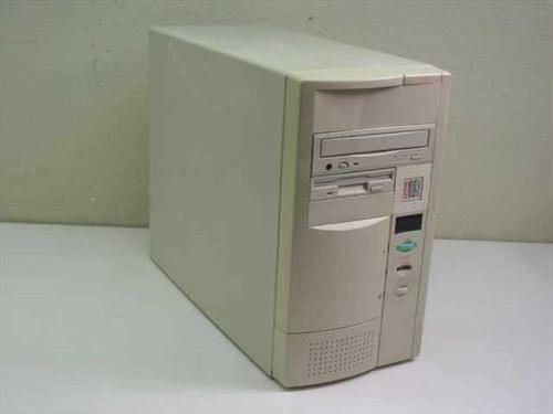 ABS VT586VXB  Pentium 166Mhz 32MB, 1.7GB CD Vintage Computer