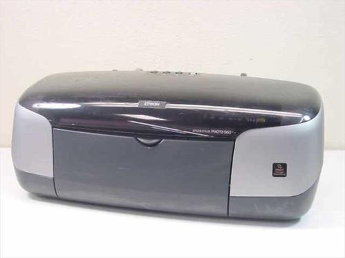 Epson B1331A  Stylus Photo 960 Inkjet Printer