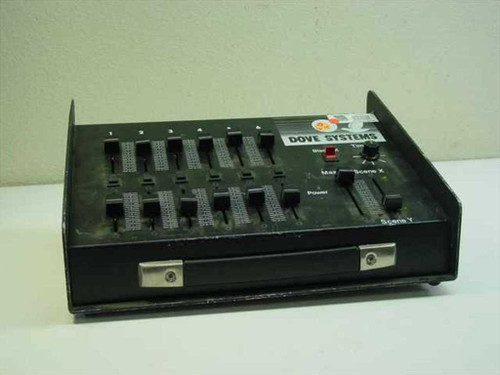 Dove Systems SMC-TS6  Light System Controller for Stage - As is for Part