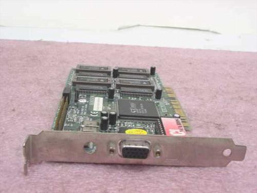 S3 9503-18  PCI Video Card VV-PXG422